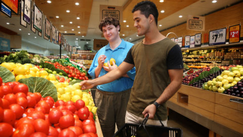 Grocery Shoopping | Vivability Disability Services, Bathurst